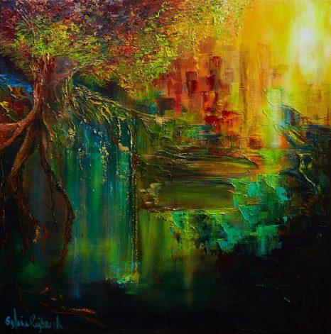 Droomboom van Sylvia Reijbroek