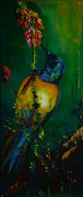 Kolibrie van Sylvia Reijbroek