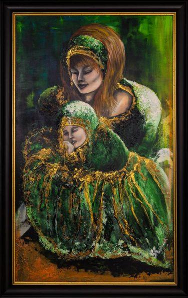 moeder en kind van sylvia reijbroek
