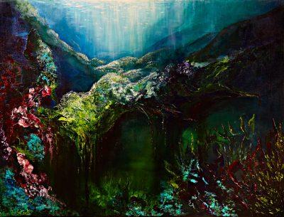 Landsdchap door Sylvia Reijbroek
